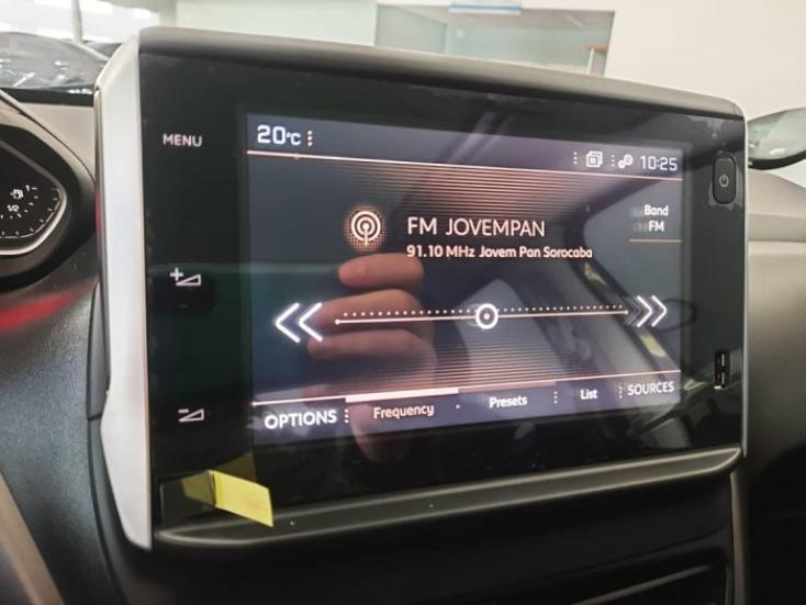 PEUGEOT 2008 1.6 16V 4P FLEX GRIFFE AUTOMÁTICO, Foto 9
