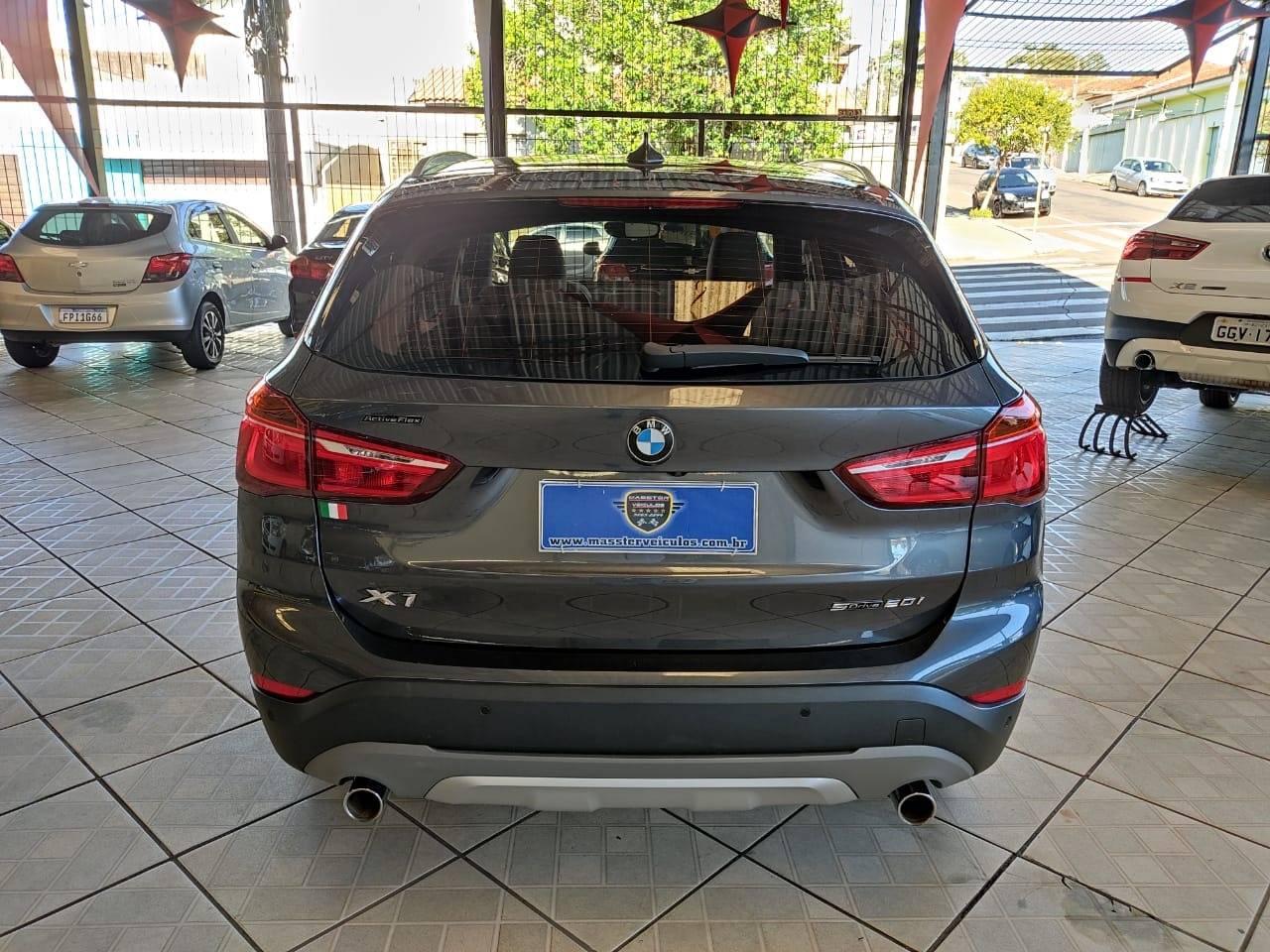 BMW X1 2.0 16V 4P S DRIVE 20I X-LINE AUTOMÁTICO, Foto 4