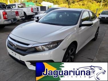 HONDA Civic 2.0 16V 4P EX FLEX  AUTOMÁTICO CVT