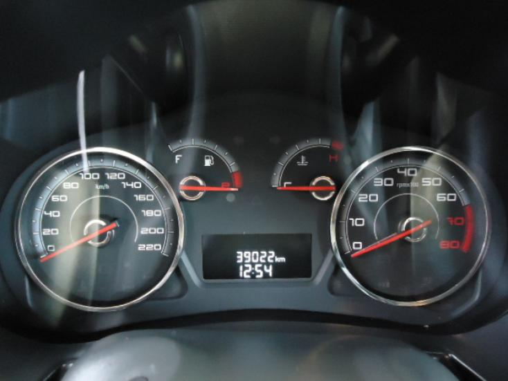 FIAT Grand Siena 1.4 4P EVO ATTRACTIVE FLEX, Foto 2