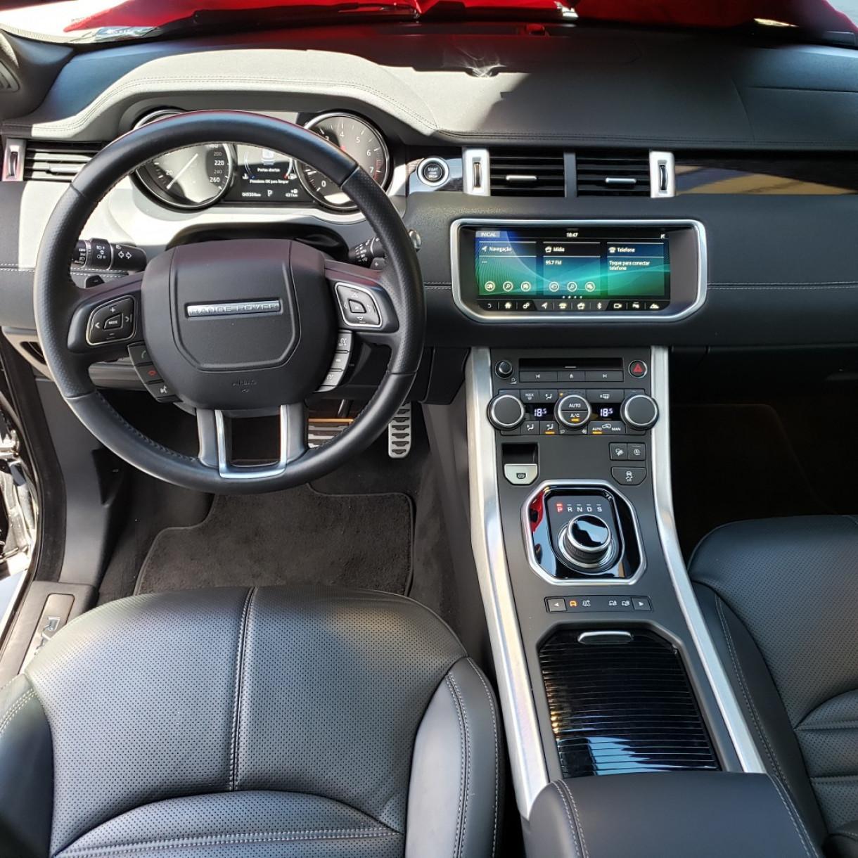 LAND ROVER Range Rover Evoque 2.0 16V 4P HSE 4WD DYNAMIC AUTOMÁTICO, Foto 8