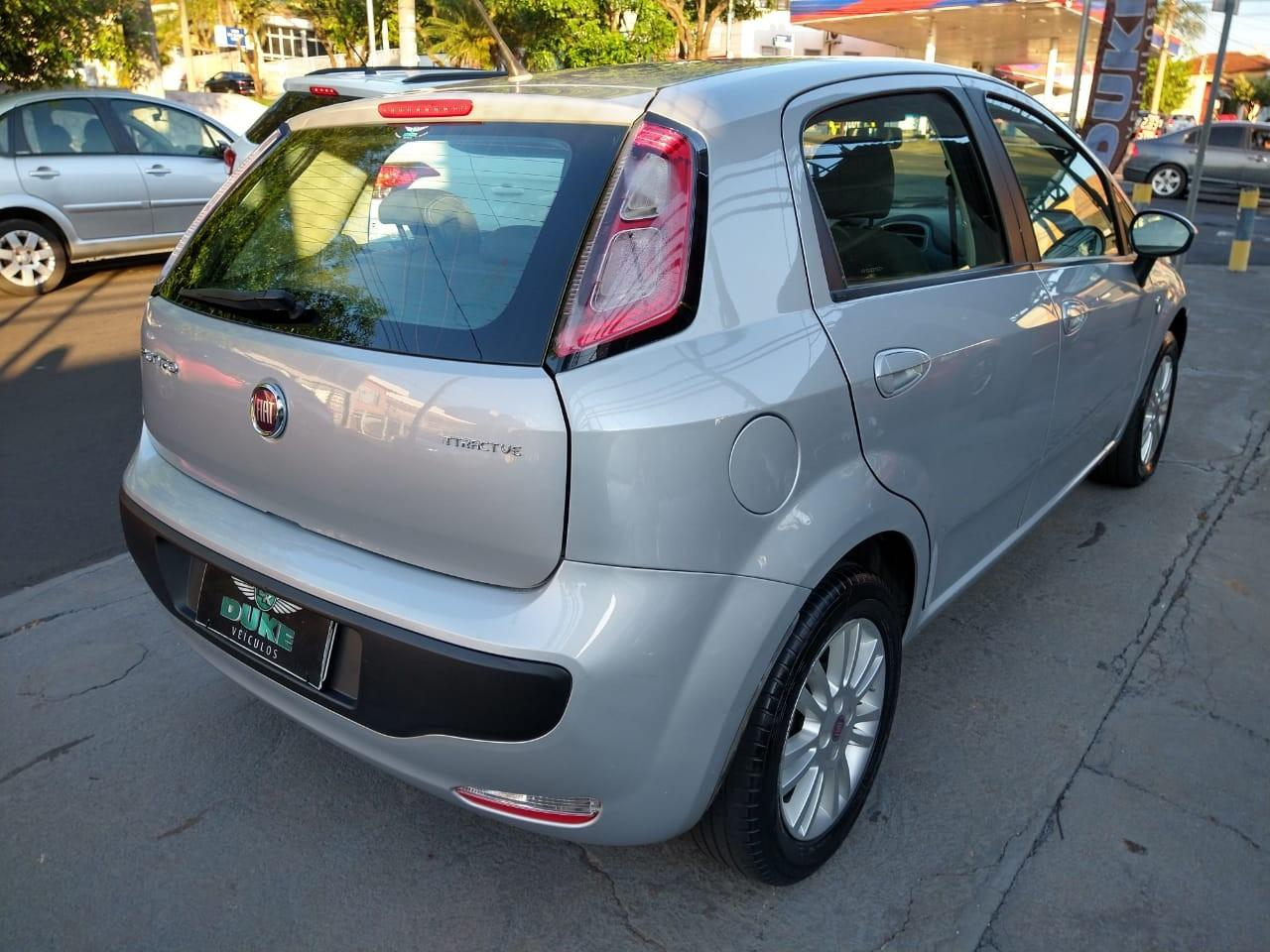 FIAT Punto 1.4 4P FLEX ATTRACTIVE ITALIA, Foto 11