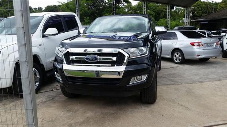 FORD Ranger 3.2 L CABINE DUPLA 4X4 LIMITED AUTOMÁTICO, Foto 5