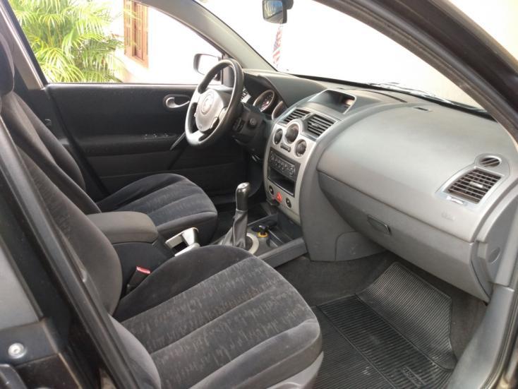 RENAULT Megane Sedan 1.6 16V 4P FLEX DYNAMIQUE, Foto 9