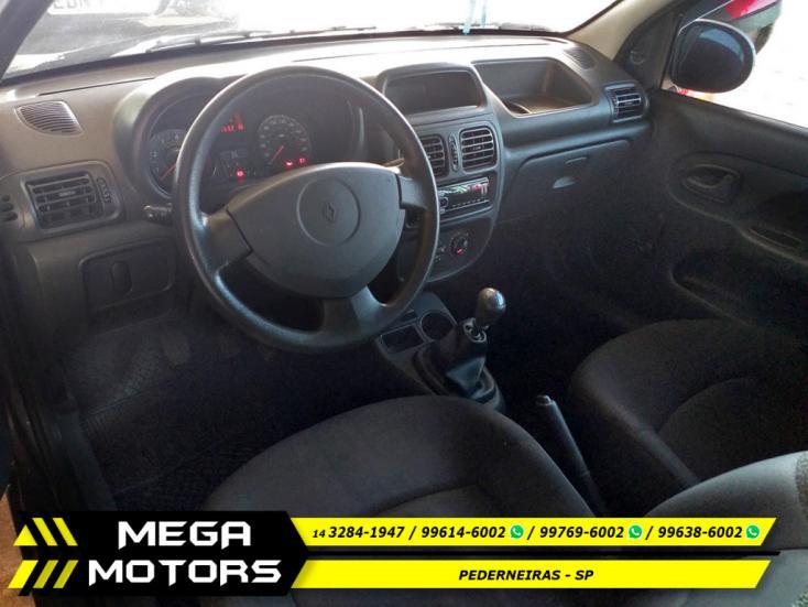 RENAULT Clio Hatch 1.0 16V AUTHENTIQUE, Foto 3