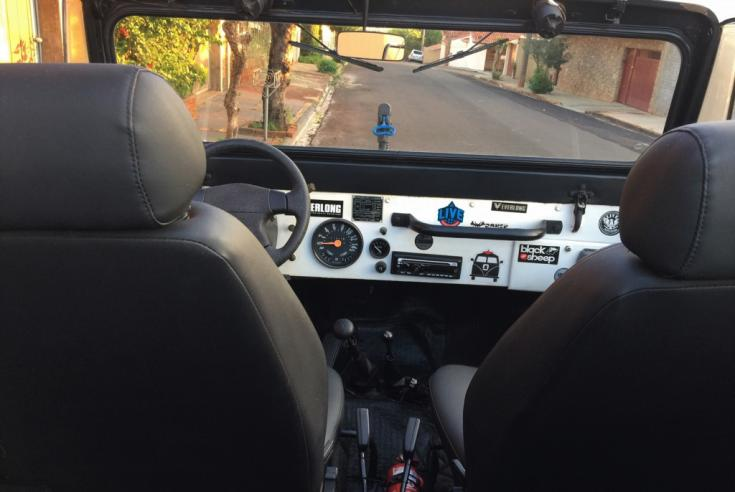 WILLYS Jeep CJ-5, Foto 4