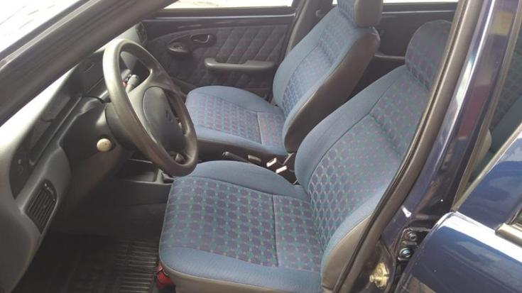 FIAT Palio 1.0 16V 4P EDX, Foto 9