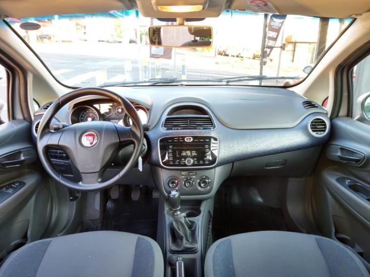 FIAT Punto 1.4 4P FLEX ATTRACTIVE ITALIA, Foto 6