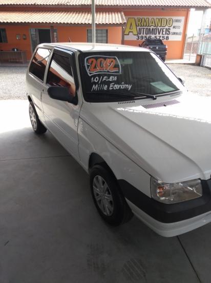 FIAT Uno 1.0 MILLE ECONOMY, Foto 3
