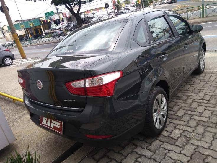 FIAT Grand Siena 1.4 4P EVO ATTRACTIVE FLEX, Foto 4