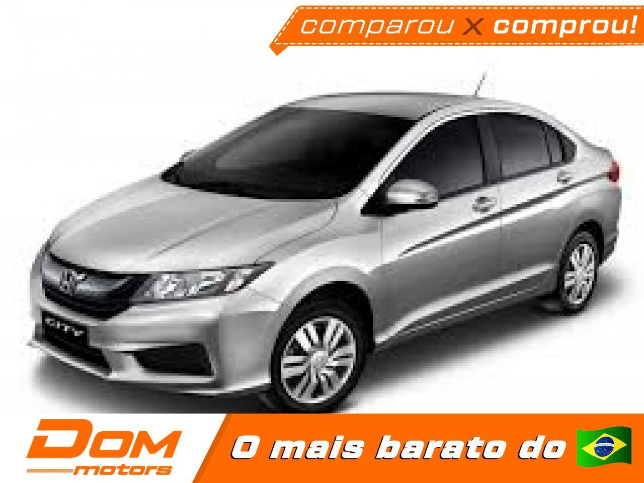HONDA City 1.5 16V 4P EX FLEX AUTOMÁTICO, Foto 1