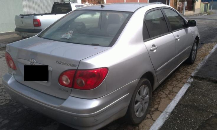 TOYOTA Corolla 1.8 16V 4P XEI FLEX AUTOMÁTICO, Foto 5