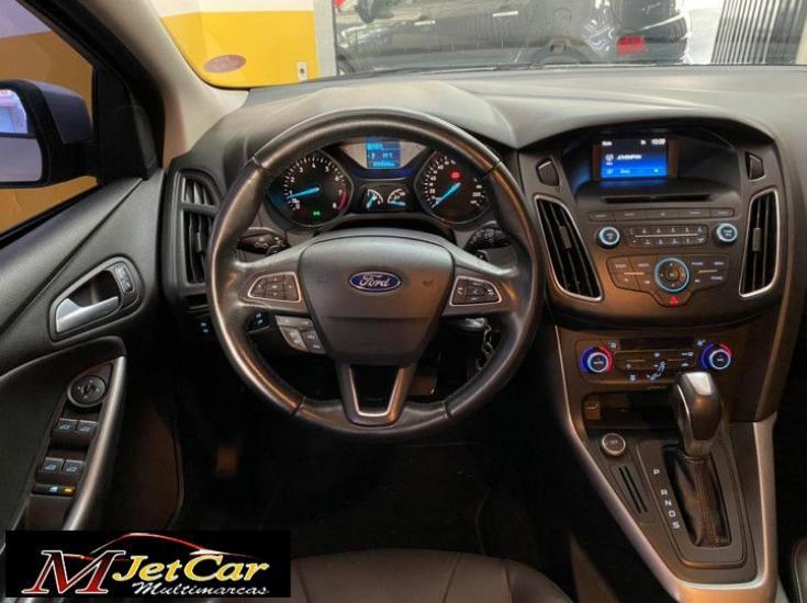 FORD Focus Hatch 2.0 16V 4P FLEX SE AUTOMÁTICO, Foto 4