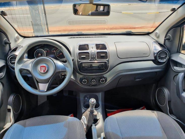 FIAT Grand Siena 1.4 4P EVO ATTRACTIVE FLEX, Foto 11