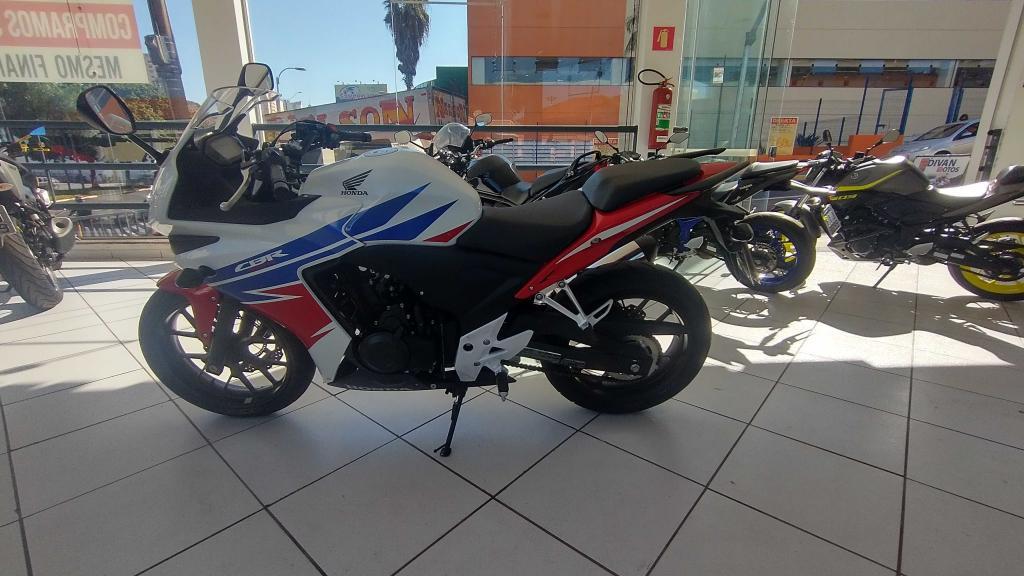 HONDA CBR 500 R ABS, Foto 3
