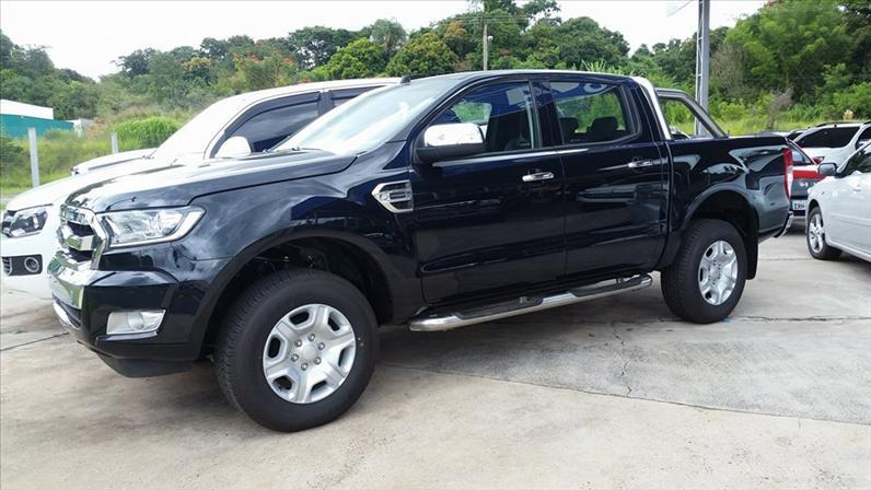 FORD Ranger 3.2 L CABINE DUPLA 4X4 LIMITED AUTOMÁTICO, Foto 6