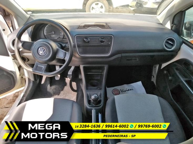 VOLKSWAGEN UP 1.0 12V 4P TAKE FLEX, Foto 4