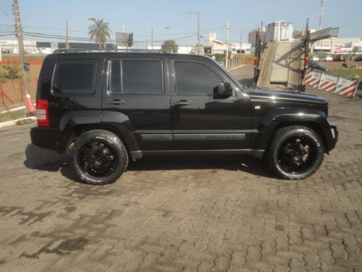 JEEP Cherokee 3.7 V6 12V 4P 4X4 SPORT  AUTOMÁTICO, Foto 6