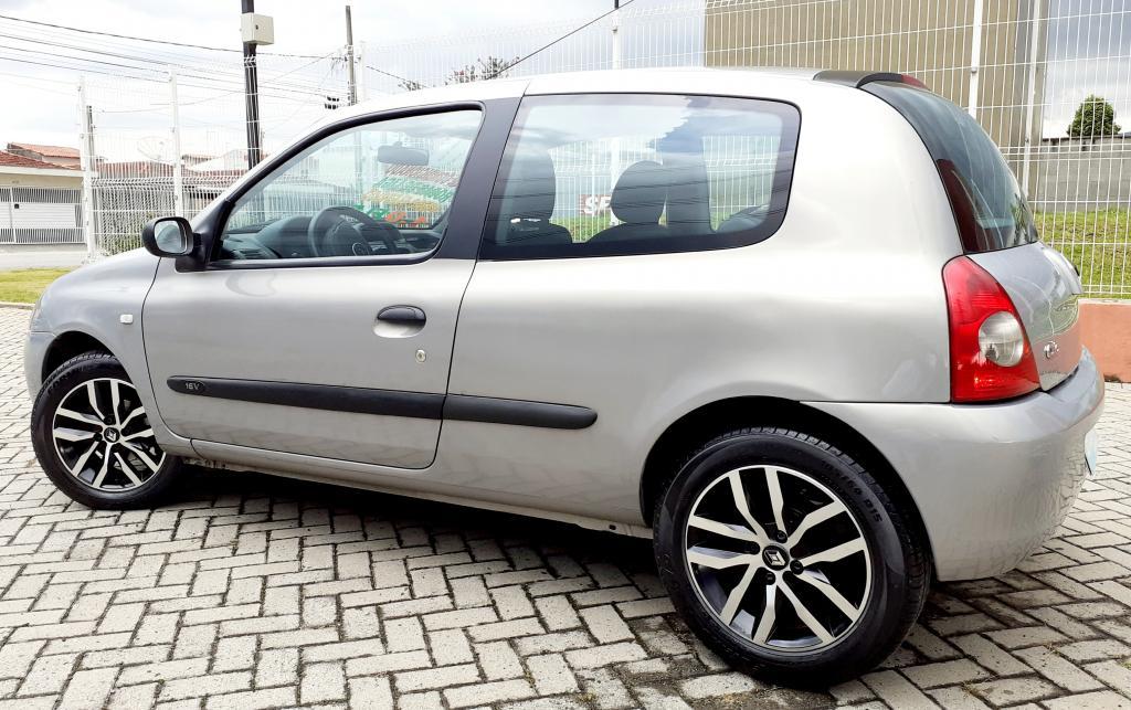 RENAULT Clio Hatch 1.0 16V HI FLEX CAMPUS, Foto 3