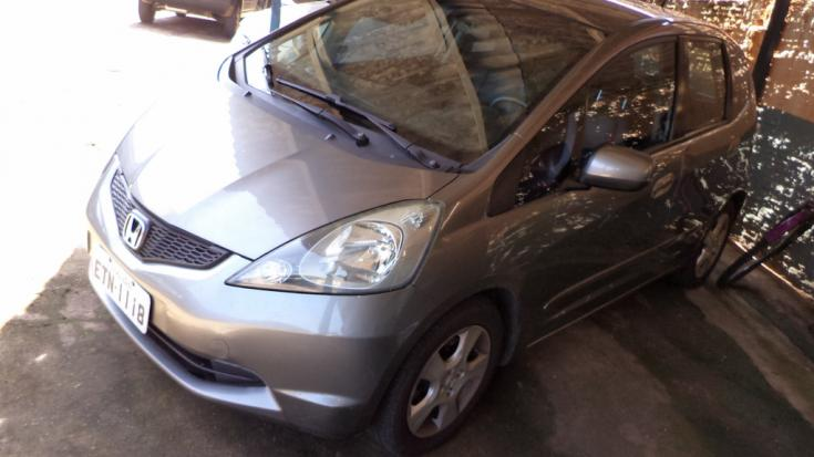 HONDA Fit 1.4 4P LX AUTOMÁTICO, Foto 2