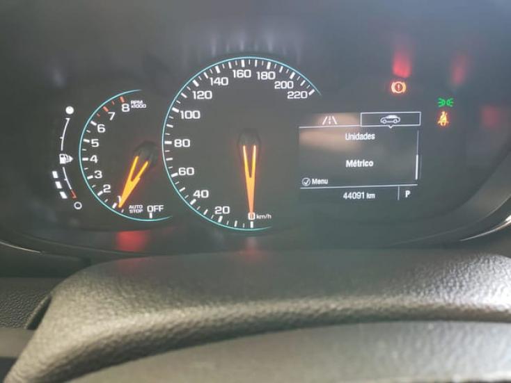 CHEVROLET Tracker 1.4 16V 4P FLEX PREMIER TURBO AUTOMÁTICO, Foto 13