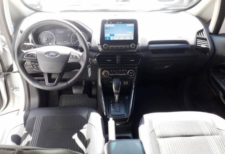 FORD Ecosport 1.5 12V 4P TI-VCT FLEX FREESTYLE AUTOMÁTICO, Foto 8