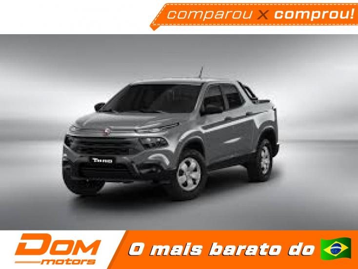 FIAT Toro 1.8 16V 4P ENDURANCE AUTOMÁTICO, Foto 1