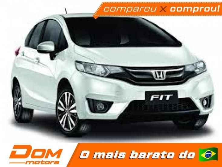 HONDA Fit 1.5 16V 4P EX FLEX AUTOMÁTICO, Foto 1
