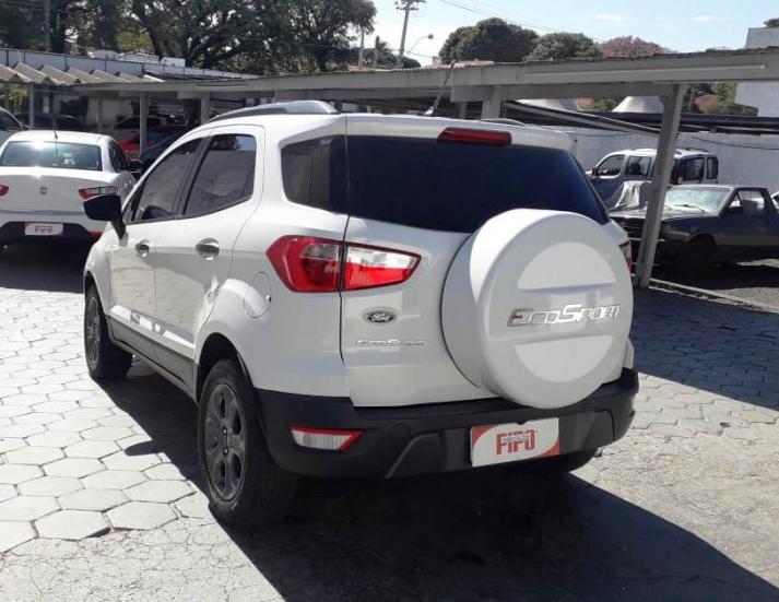 FORD Ecosport 1.5 12V 4P TI-VCT FLEX FREESTYLE AUTOMÁTICO, Foto 3