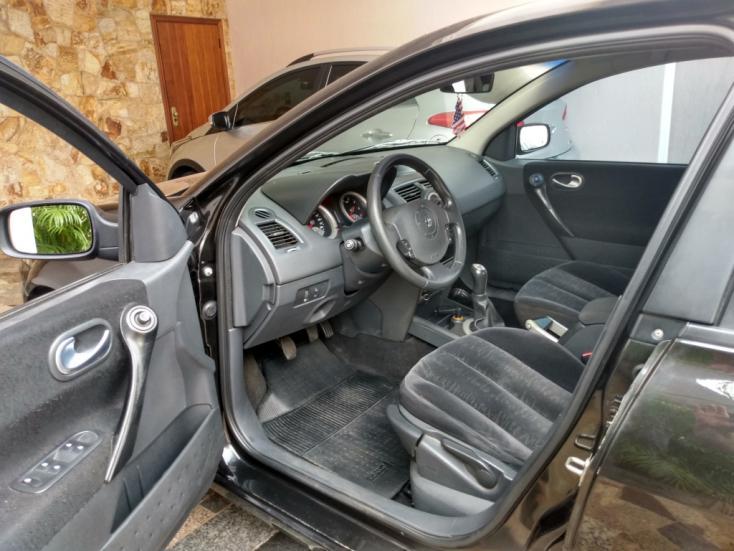 RENAULT Megane Sedan 1.6 16V 4P FLEX DYNAMIQUE, Foto 8