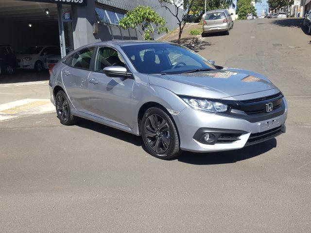 HONDA Civic 1.8 16V 4P LX AUTOMÁTICO, Foto 8