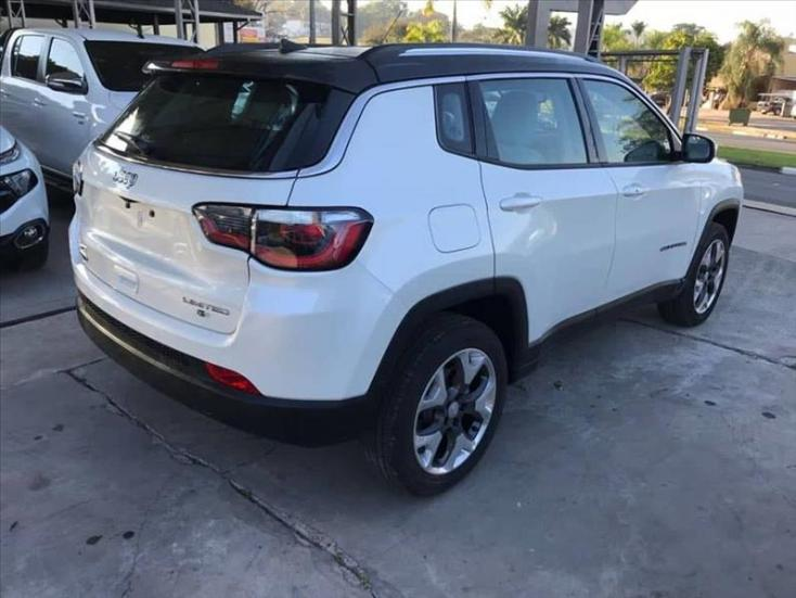 JEEP Compass 2.0 16V 4P LIMITED FLEX AUTOMÁTICO, Foto 4