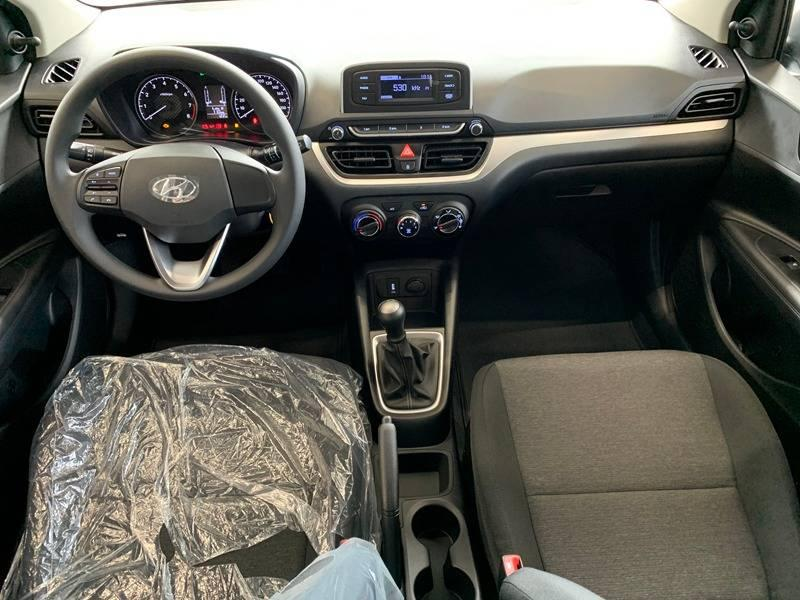 HYUNDAI HB 20 Hatch 1.0 12V 4P FLEX SENSE, Foto 8