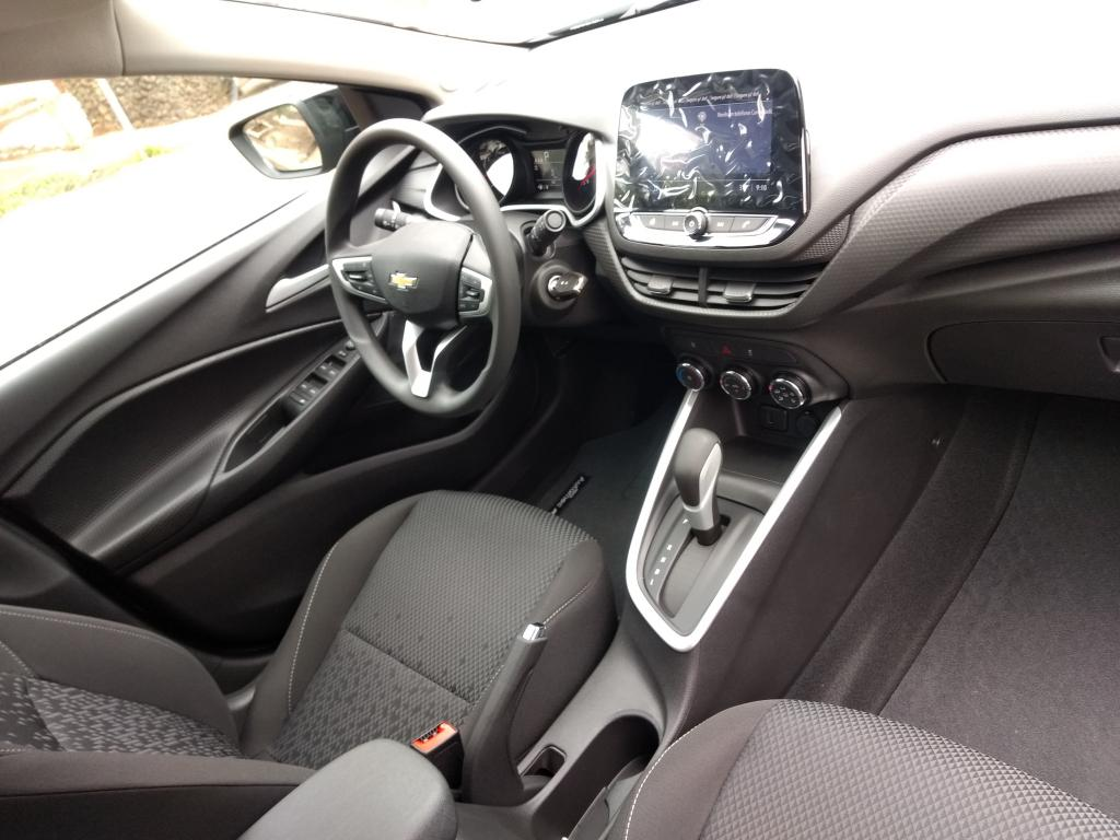 CHEVROLET Onix Hatch 1.0 4P FLEX LT TURBO, Foto 4