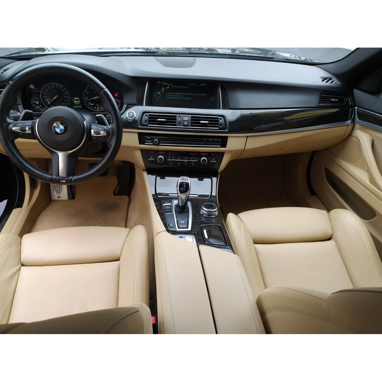 BMW 535I 3.0 24V 4P M SPORT AUTOMÁTICO, Foto 10