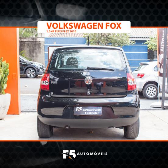VOLKSWAGEN Fox 1.0 4P PLUS FLEX, Foto 3