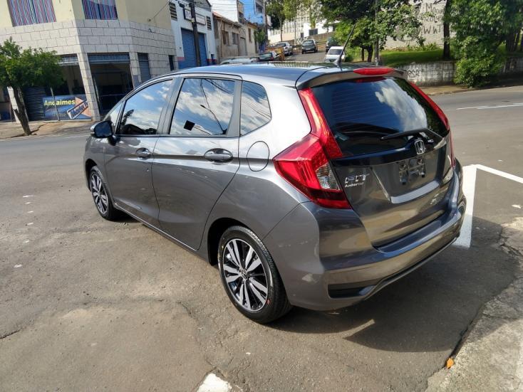 HONDA Fit 1.5 16V 4P LX FLEX AUTOMÁTICO, Foto 2