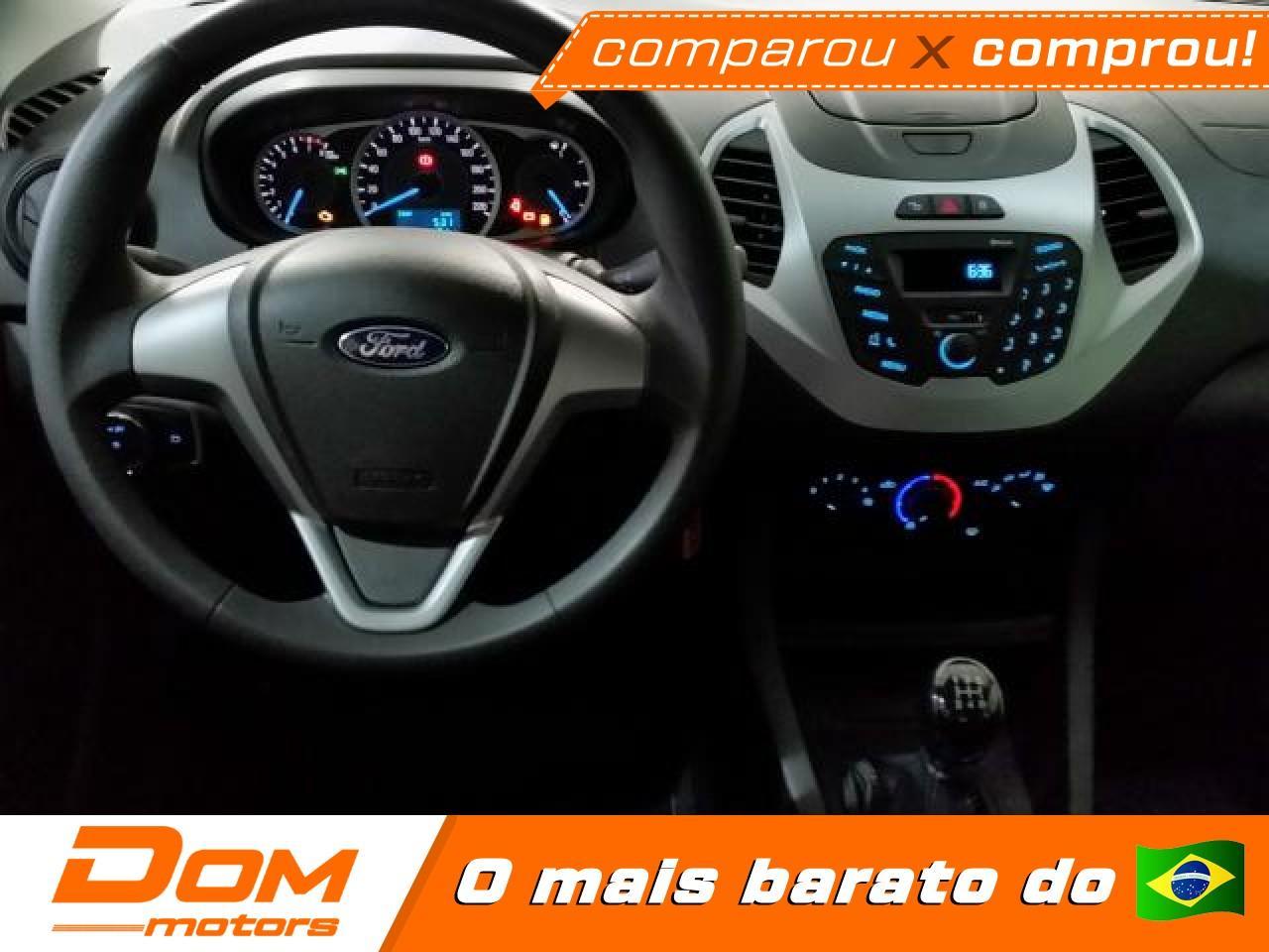 FORD Ka Hatch 1.0 12V 4P TI-VCT SE PLUS FLEX, Foto 2