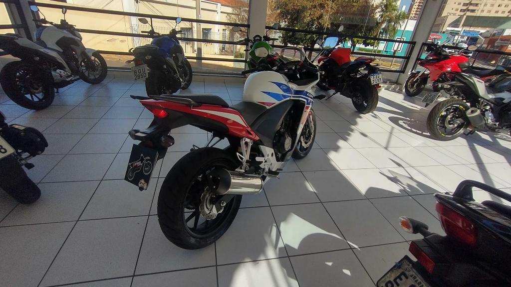 HONDA CBR 500 R ABS, Foto 11
