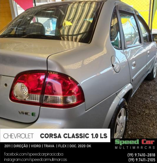 CHEVROLET Corsa Sedan 1.0 4P VHCE LS FLEX, Foto 13
