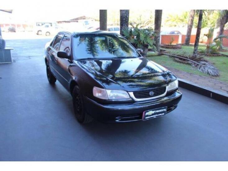 TOYOTA Corolla 1.8 16V 4P XEI AUTOMÁTICO, Foto 1