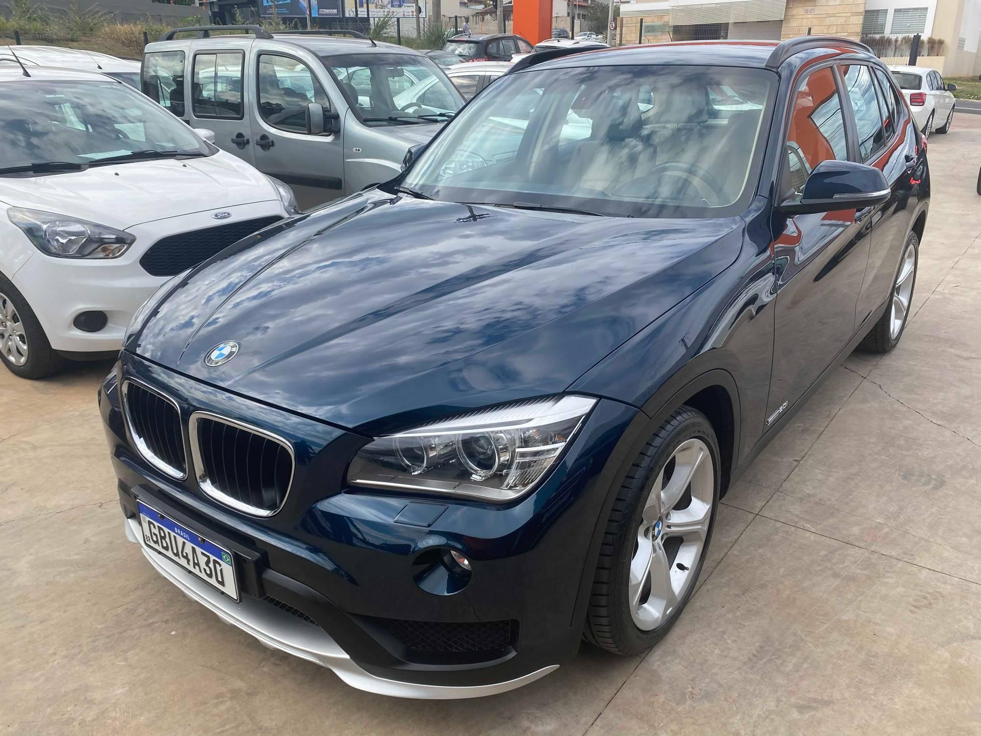 BMW X1 2.0 16V 4P S DRIVE 20I X-LINE AUTOMÁTICO, Foto 14