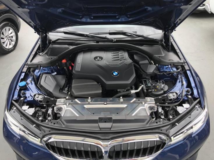 BMW 320I 2.0 16V 4P GP TURBO ACTIVE FLEX AUTOMÁTICO, Foto 20