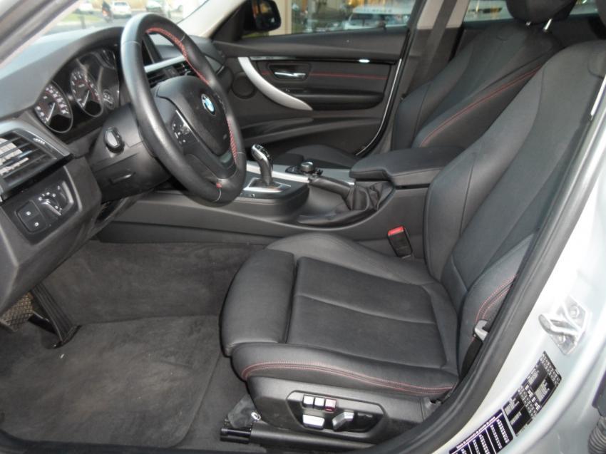 BMW 320I 2.0 16V 4P SPORT TURBO ACTIVE FLEX AUTOMÁTICO, Foto 9