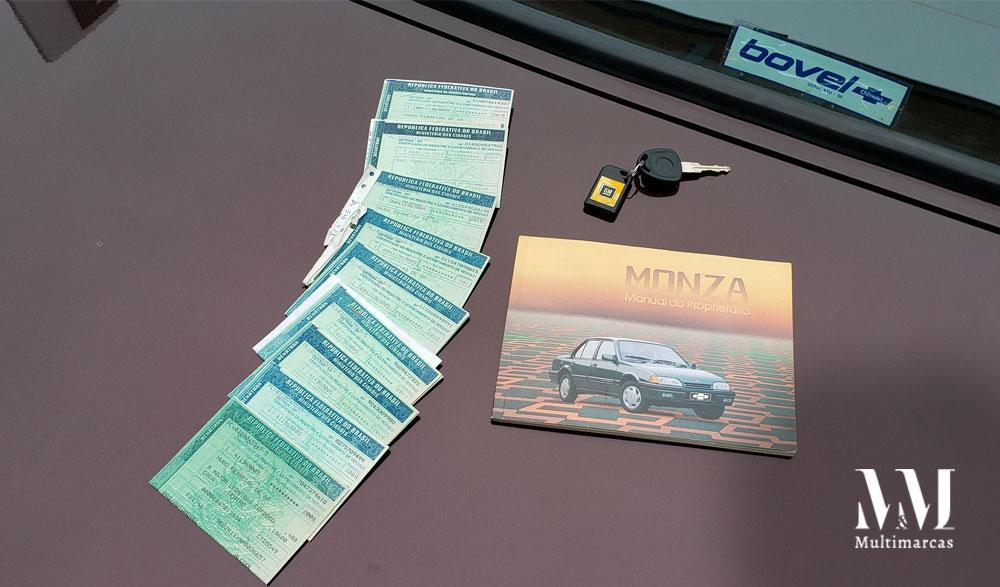 CHEVROLET Monza Sedan 2.0 4P ÁLCOOL SL/E, Foto 25