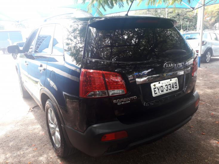 KIA Sorento 3.5 V6 24V 4P 4X4 S.558 AUTOMÁTICO, Foto 4