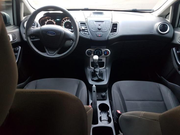 FORD Fiesta Hatch 1.6 16V 4P SE FLEX, Foto 7