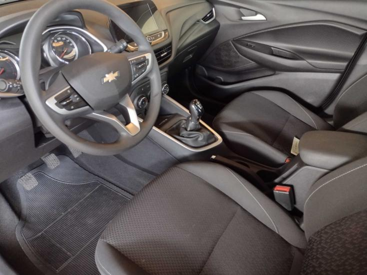 CHEVROLET Onix Sedan 1.0 4P FLEX LTZ PLUS TURBO, Foto 12