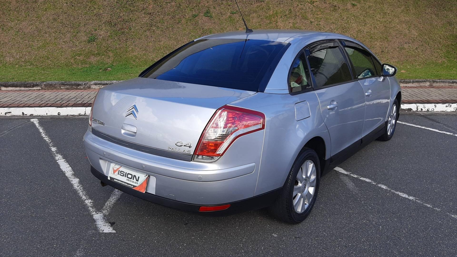 CITROEN C4 Sedan 2.0 16V 4P GLX PALLAS FLEX, Foto 3