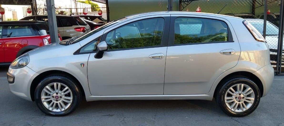FIAT Punto 1.4 4P FLEX ATTRACTIVE ITALIA, Foto 3